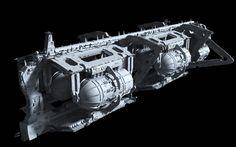 star wars cargo spaceship - Google Search