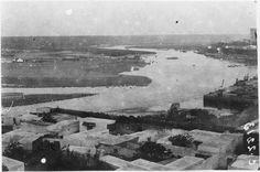 Panorama de Rabat et de Salé : l'oued Bouregreg  1916.05.19