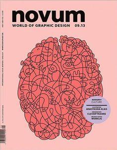 Magazine cover / Novum (Germany)