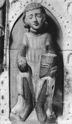 Holy Sepulchre guard, weinhausen monastery, ca 1270