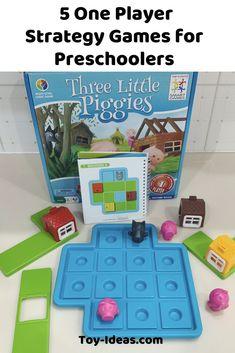 Logic games for preschoolers