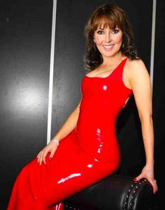 Carole Vorderman in latex Carol Vorderman, Sexy Latex, Latex Girls, Sexy Women, Bodycon Dress, Beautiful Women, Celebrities, Lady, Womens Fashion