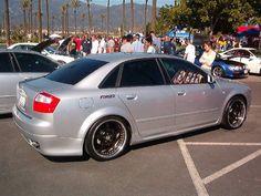 тюнинг Audi A4 B6