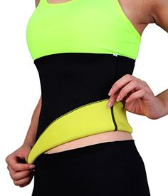 f506ef6835 Women s Athletic Clothing Sets - SAYFUT Hot Thermo Sweat Neoprene Shapers  Slimming Belt Waist Cincher Girdle