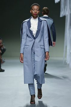 Duke Fall/Winter 2016 - South Africa Fashion Week