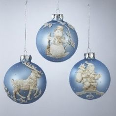my home is going to be decorated in the light blue christmas ornaments this year - Light Blue Christmas Ornaments