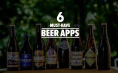 6 Must-Have Beer Apps