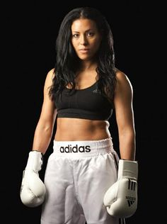 Female boxer Cecilia 'The First Lady' Braekhus (28-0-0) http://hubpages.com/sports/Beautiful-Female-Boxers-2