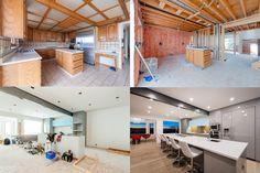 #contemporaryhomerenovation in #calgary by #interiorswithelegance #calgarydesign #kitchenrenovation #contemporarykitchen