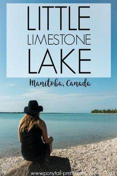 Great Little Limestone Lake Manitoba Canada Crystal Dive Award Winning 5 Star Scuba Diving on Tropical Koh Tao in Thailand. Alberta Canada, Quebec, Vancouver, Toronto, Canada Destinations, Honeymoon Destinations, Wild Campen, Canadian Travel, Canadian Rockies
