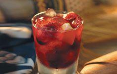 POM Cherry Caipirinha