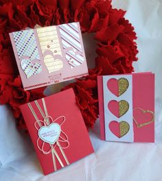 January 2014 Paper Pumpkin Kit Filled with Love alternate project ideas Valentine Love Cards, Valentines, Stampin Up Paper Pumpkin, Pumpkin Cards, Craft Box, Greeting Cards Handmade, Paper Piecing, Homemade Cards, Stampin Up Cards