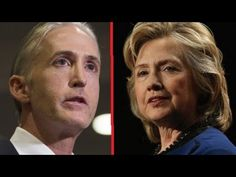 Trey Gowdy Finds Out DOJ Gave Immunity To One Of Hillary Clinton's Henchman - YouTube