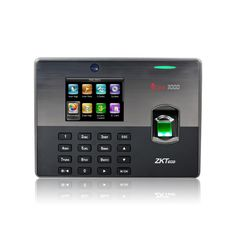 #ZKTeco fingerprint access control system... http://www.totalitech.com/time-attendance-system/