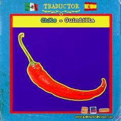 Para darle sabor a la vida! #MexicanosenEspaña #Traductor #LaPanzaesPrimero www.lapanzaesprimero.com