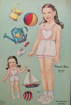 Dolls photographs | Dolls images, dolls pictures  Margaret O'Brien 1