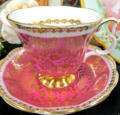 Royal Albert - Buckingham Series - Pink