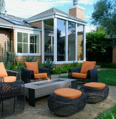 Vista Garden - Contemporary - Patio - San Francisco - Greenworks Design