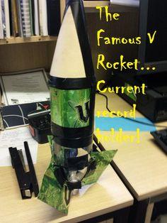 The famous V Rocket