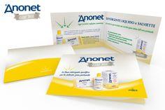 (Cliente: Uniderm Farmaceutici Srl) Anonet Care Box: depliant 2 ante (chiuso 297 x 210 mm)