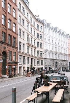 Streets of Norrebro Copenhagen is a beautiful city full of inspiring Nordic design and a thoughtful approach to style. We had both been looking forward to spending some time in what we knew to be such