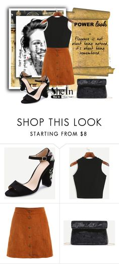 SheIn 4/IX by saaraa-21 on Polyvore featuring Sheinside, shop, polyvorefashion and shein