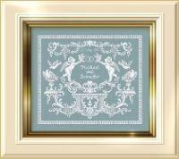 ru / Фото - The White Wedding Sampler - hippiegirl Cross Stitching, Hand Embroidery, Frame, Wedding, Gallery, Home Decor, Punto De Cruz, Dots, Picture Frame