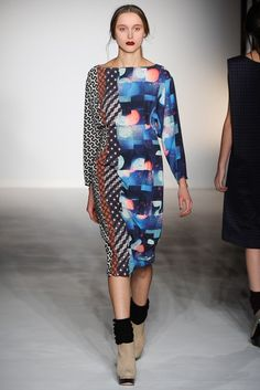 Basso & Brooke Fall 2012 Ready-to-Wear Fashion Show