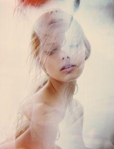 Model: Helene Desmettre | Photographer: Rokus Darulis .
