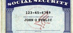 Don't give your Social Security number at these places! wow wow wow