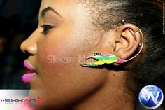 Exotic You: Fashion Find: Hummingbird Earrings