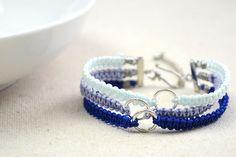 DIY ombre friendship bracelet