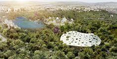 Sou Fujimoto Chosen to Design Liget Budapest's House of Hungarian Music