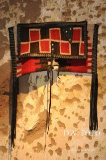 Santa Fe Scout Collection The Puck Clutch. Now residing in Oklahoma City, OK