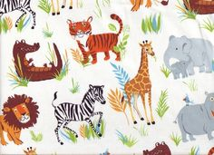 Stethoscope Cover Safari Jungle