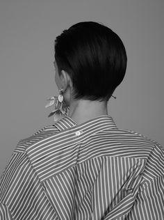 Marie Claire Italy March 2017 Ros Georgiou by Nagi Sakai - Fashion Editorials