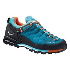 Salewa Women s WS MTN Trainer GTX Hiking Shoe    Stop everything and read  more details here!   Hiking And Trekking Shoes Boots 2d3fc74f326