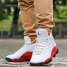 new product 42a91 9e67c Cherry 13s, Sneaker Games, Pumped Up Kicks, Team Member, Air Jordans,