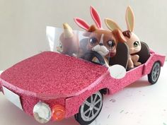 How to make a LPS CAR Doll Car - YouTube