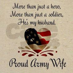 Proud Army Wife Tote Bag :: Army Wife :: Army :: Military Support Shop