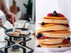 Clătite japoneze. Sunt cele mai pufoase! Mai bune decât cele clasice | DCNews Mai, Crepes, Pancakes, Cooking, Breakfast, Desserts, Food, Kitchen, Morning Coffee