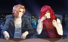 I Can't believe it's been two years since the first time I met my males all thanks to. Rotty. And now I was friend with Xiaoyugaara! The ones who drew all of these... http://xiaoyugaara.deviantart.com/gallery/