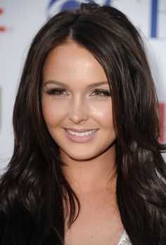 Hair by David Stanwell// Camilla Luddington// TCA