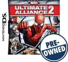 Marvel: Ultimate Alliance 2 — PRE-Owned - Nintendo DS