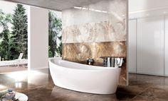 Spa, Explorer, Porcelain Tile, Romania, Tiles, Bathroom, Flooring, Metal, Luxury
