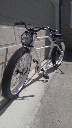 Bike big  ~ . ..