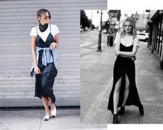 ss16 slip dress tee 1 Tú decides: slip dress + camiseta, ¿sí o no?