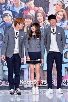 Who Are You - School 2015 Hot Korean Guys, Korean Couple, Korean Men, Korean Actors, Korean Girl, Who Are You School 2015, O Drama, Drama Fever, Watch Korean Drama