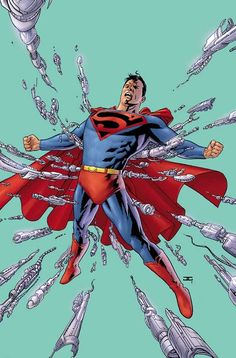 Superman by John Cassaday