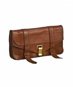 Proenza Schouler PS1 Pochette Leather - Pochette - PS1 - Shop Online